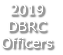 2019 DBRC Officers
